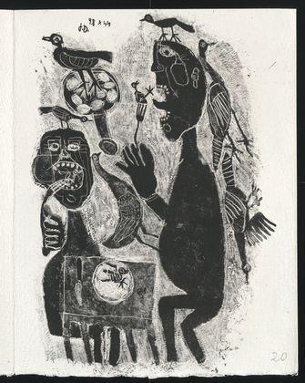 Jean Dubuffett ●彡