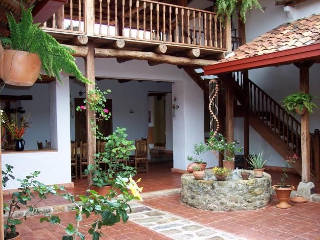 17 best images about casas coloniales on pinterest for Imagenes de casas coloniales