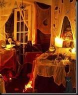 interior decorating parties: Living Rooms Decor, Halloween Parties, Haunted Houses, Halloweendecor, Halloween Houses, Halloween Decor Ideas, Scary Halloween, Homemade Halloween, Halloween Ideas