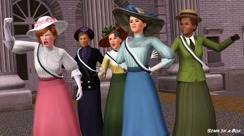 historical sims3 - Google Search | Sims 3 Edwardian ...