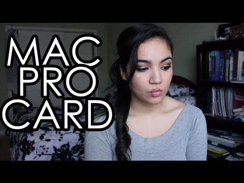 How to get the MAC Pro Card for freelance makeup artists without a license or makeup school registration. LINKS USA/CANADA: http://www.maccosmetics.com/docs/...