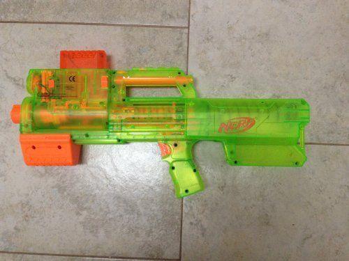 NERF N STRIKE SONIC SERIES DEPLOY CS 6 Dart Blaster Translucent Green. #NERF #STRIKE #SONIC #SERIES #DEPLOY #Dart #Blaster #Translucent #Green