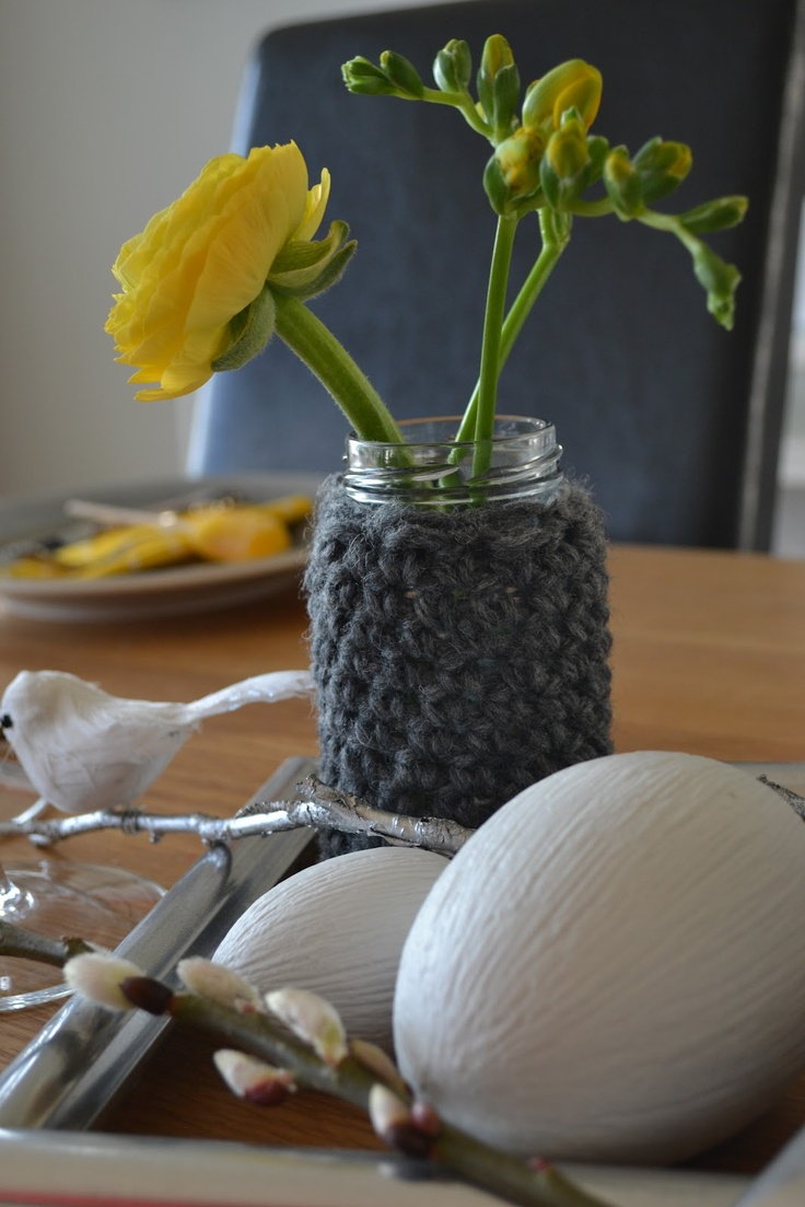 Beautiful easter decorationRecipe Anddecor, Easter Recipe, Favorite Holiday, Easter Decor, Beautiful Easter, Crafty Mama, Holiday Magic, Holiday Celebrities, Easter Ideas