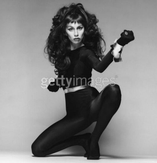 Angela Bowie as Black Widow | Sexy and Beautiful | Pinterest