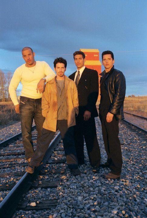Barry Pepper as Matty Demaret, Knockaround Guys (2001)