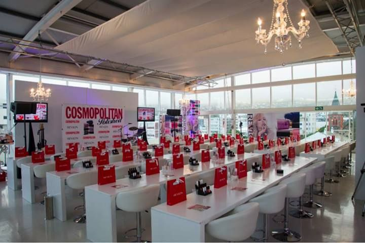 The #CosmoPolished workshop in #CapeTown @Cosmopolitan SA