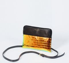 Deadly Ponies / Mr Croc Clutch Holographic