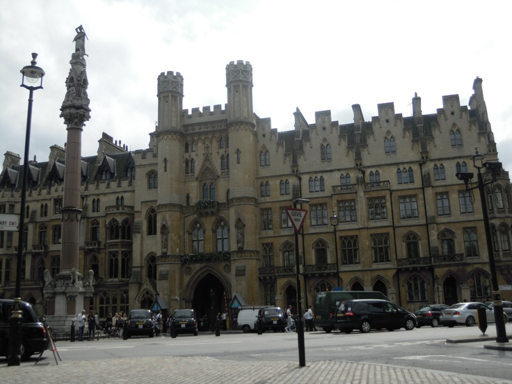 All around Westminster(London)