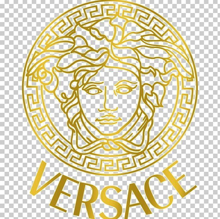 Versace Medusa Logo Portable Network Graphics Png Area Art Brand Circle Desktop Wallpaper Graphic Design Posters Screen Printing Designs Art Logo