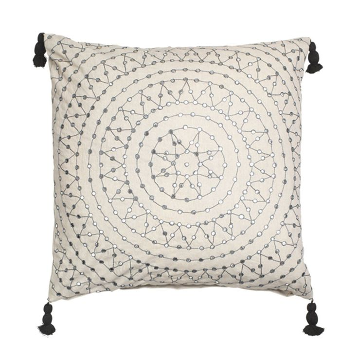 Circle Drops Cushion Cover - Chateau - 50 x 50cm from Day Birger Et Mikkelsen