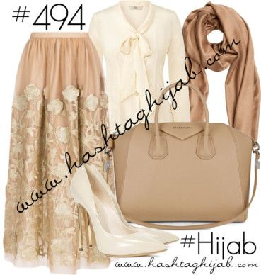Hashtag Hijab Outfit #494