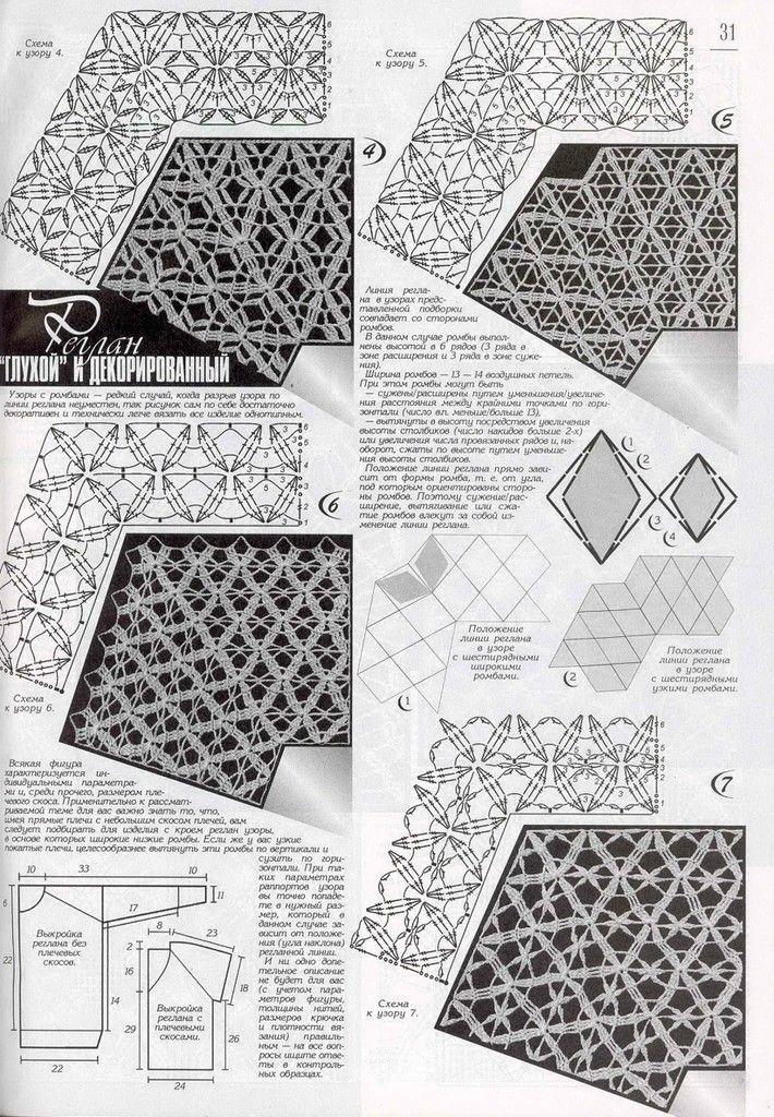 18 best Crochet images on Pinterest   Crochet patterns, Crochet ...