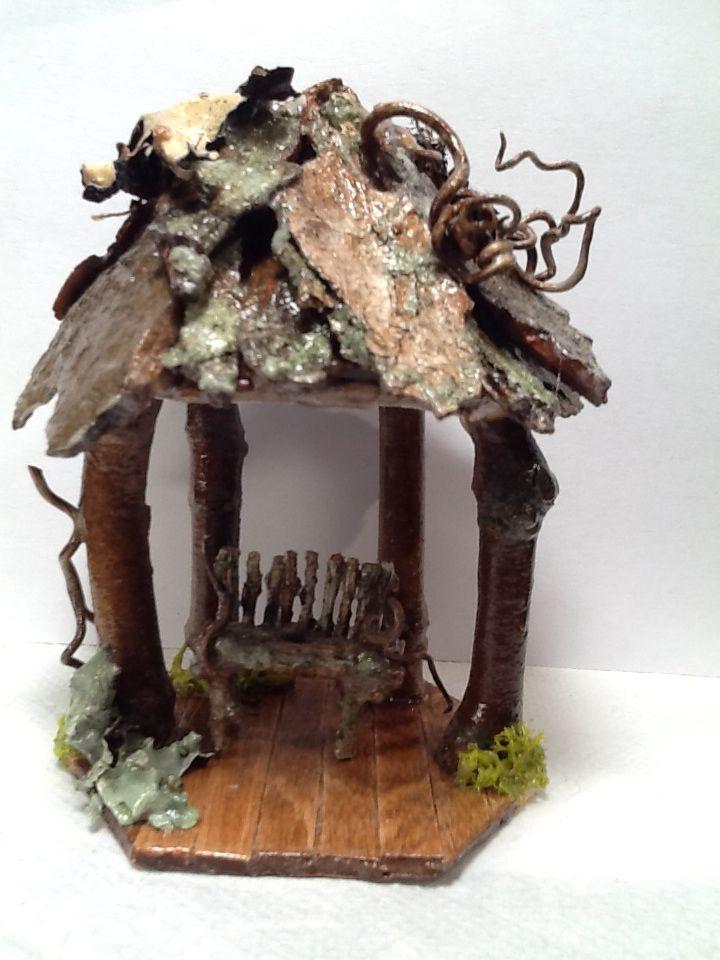 Gazebo for fairy garden