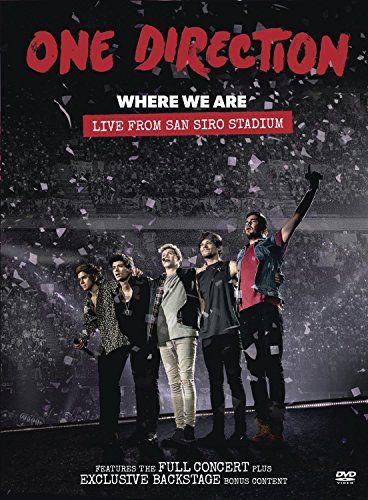 One Direction: 'Where We Are' Live from San Siro Stadium Columbia http://www.amazon.com/dp/B00KH0VSOU/ref=cm_sw_r_pi_dp_dv2yvb119GGYM