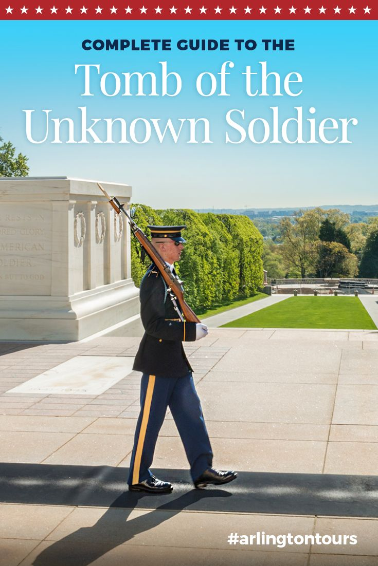 Complete Guide To The Tomb Of the Unknown Soldier