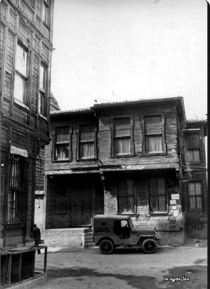 Süleymaniye - 1970'ler İBB. Arşivi