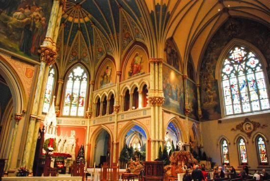 Cathedral of St John the Baptist, Savannah