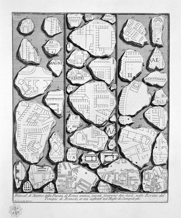 Giovanni Battista Piranesi, The Round Tower, plate III from `Carceri d`Invenzione`