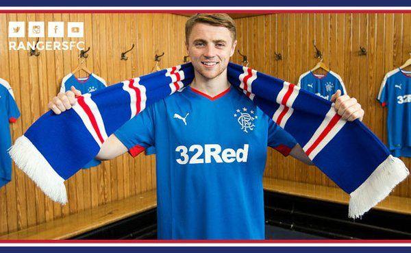 Jordan Rossiter telah menandatangani perjanjian dengan Rangers untuk bergabung dengan the Light Blues di musim panas dengan kontrak empat tahun.