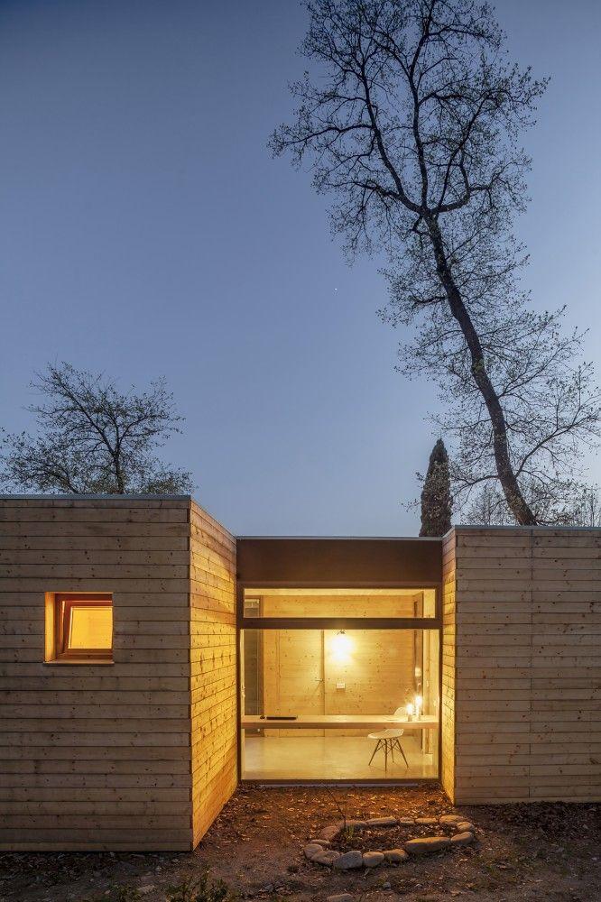 Casa Bioclimática GG / Alventosa Morell Arquitectes