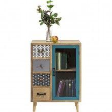Meuble TV aux tiroirs dépareillés - Capri - Kare Design