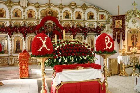 украшение церкви к пасхе: 16 тыс изображений найдено в Яндекс.Картинках