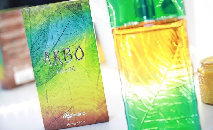 Arbo Liberte Boticario Perfume Masculino Nacional