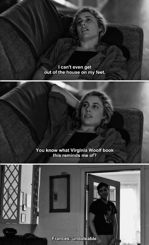 Greta Gerwig in Frances Ha (2012) dir. Noah Baumbach