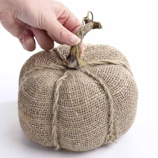 burlap crafts | 21 inches, circumference 4 inches high, not including the stem 6 1/2 ...