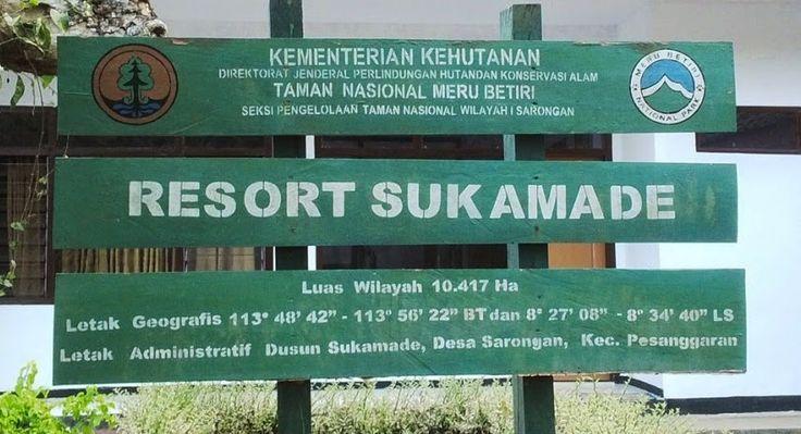 resort sukamade