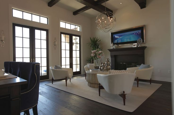 jeff lewis calabasas home living room pinterest chairs fireplaces and family rooms. Black Bedroom Furniture Sets. Home Design Ideas