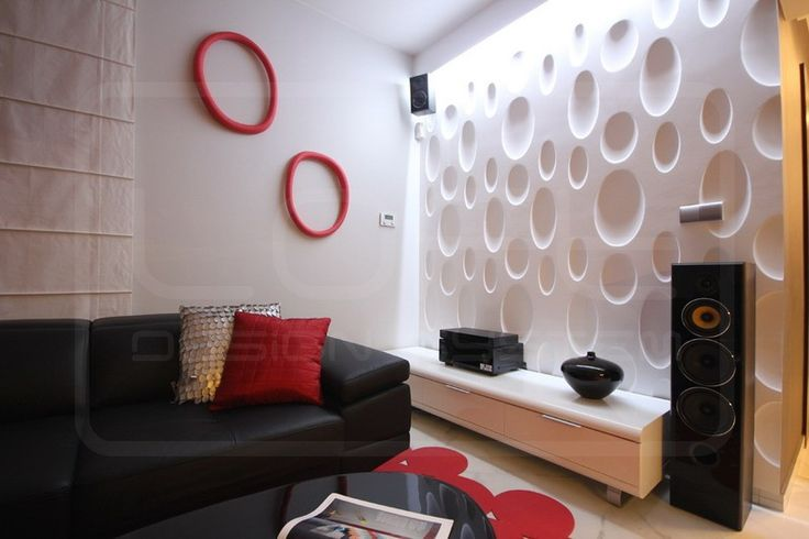Loft Design System - Dekor 04 - Panel dekoracyjny ścienny 3D