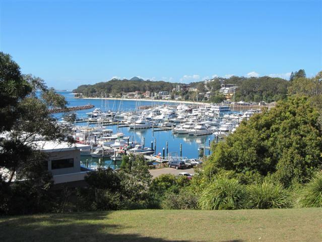 Nelson Bay NSW Australia.