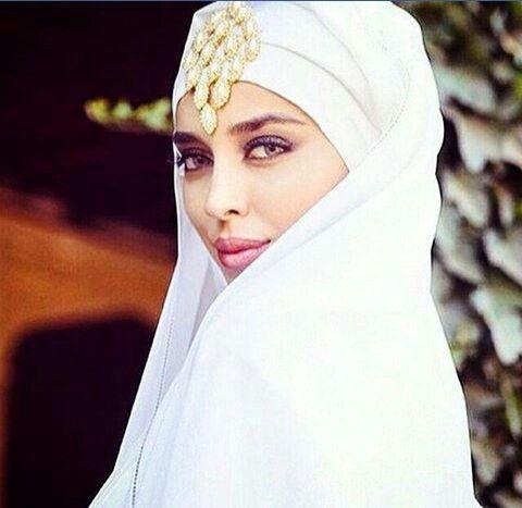 Magnifique la femme mash'Allah