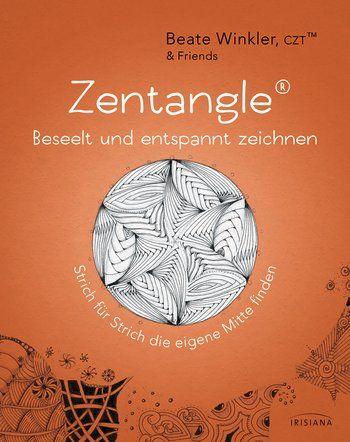 Vita zu Beate Winkler: Zentangle® – beseelt und entspannt zeichnen. Irisiana Verlag