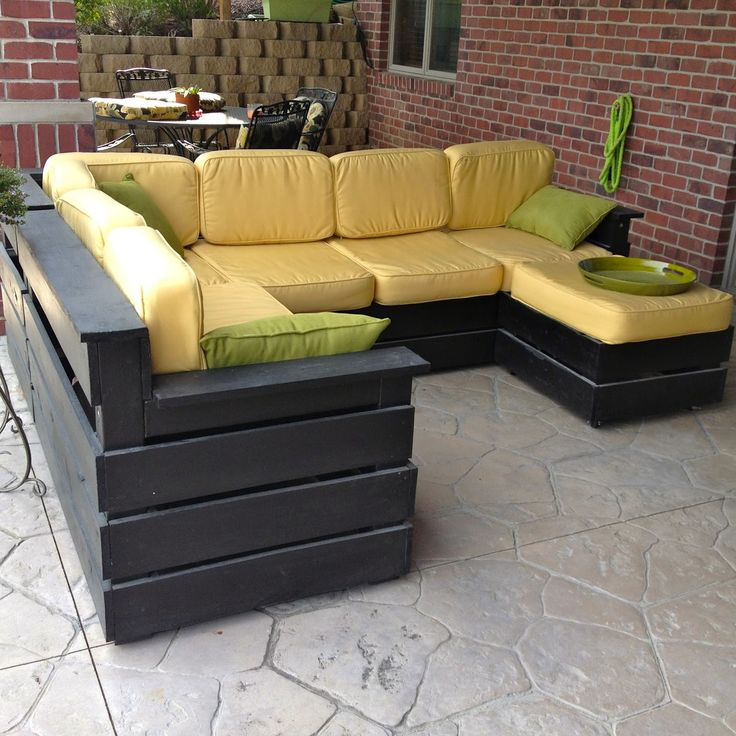 25 Best Ideas About Outdoor Sectional On Pinterest