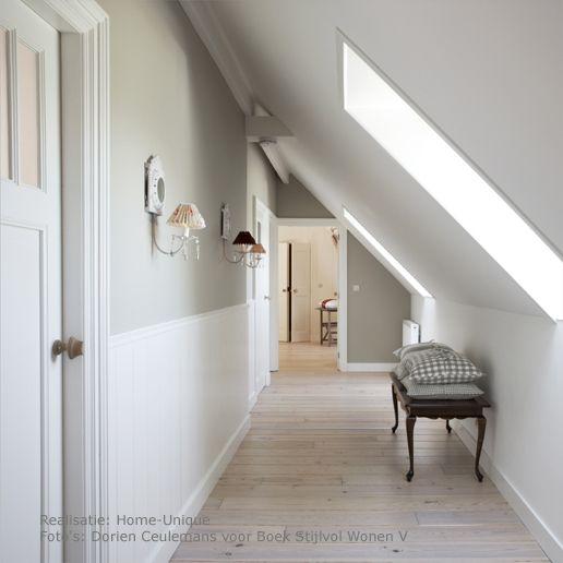 Plus de 1000 id es propos de va couloir 4e sur pinterest for Couloir peinture bicolore