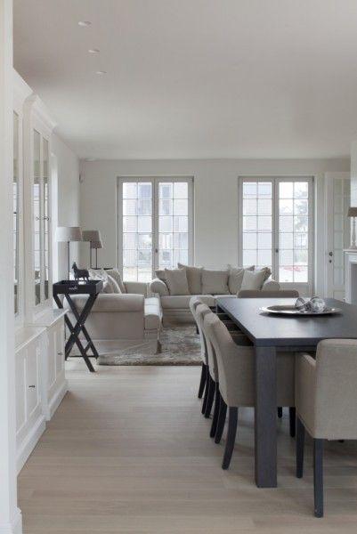 www.biekevanhoutteinterieur.be ¦ White Memories: Ambient natural en una casa belga