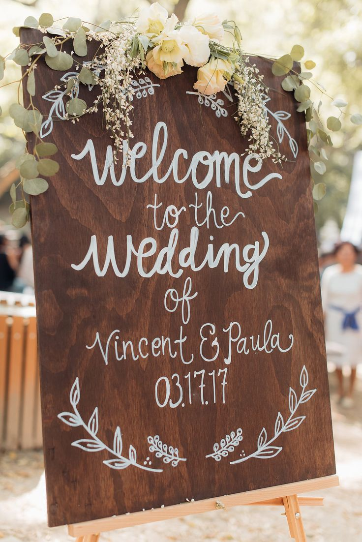 do you invite officiant to wedding reception%0A An Oak Canyon Nature Center Rustic Charm Wedding