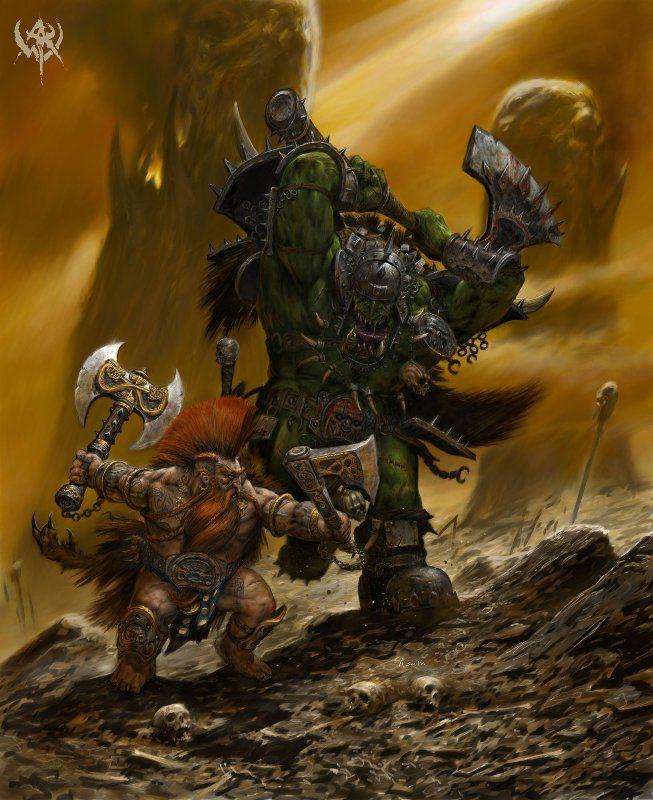 Weekend z Warhammer Online: Age of Reckoning - dzień pierwszy - gram.pl