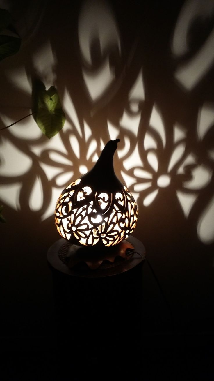 Gourd Lights 63 Best Gourd Lamps Images On Pinterest Gourd Crafts Gourd Lamp