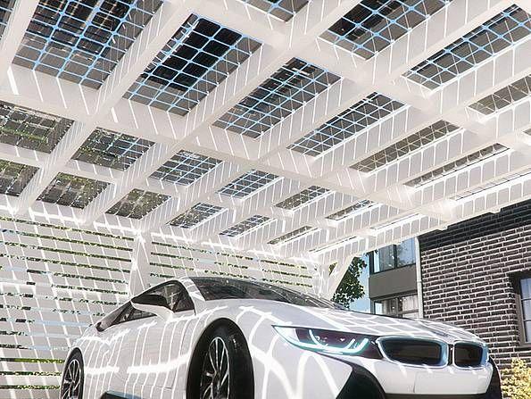 Doppelcarport Die Preiswerte Garagen Alternative Doppelcarport Carport Solar Carport