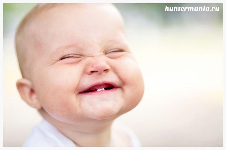 Советы родителям: Как встретить первый зуб?