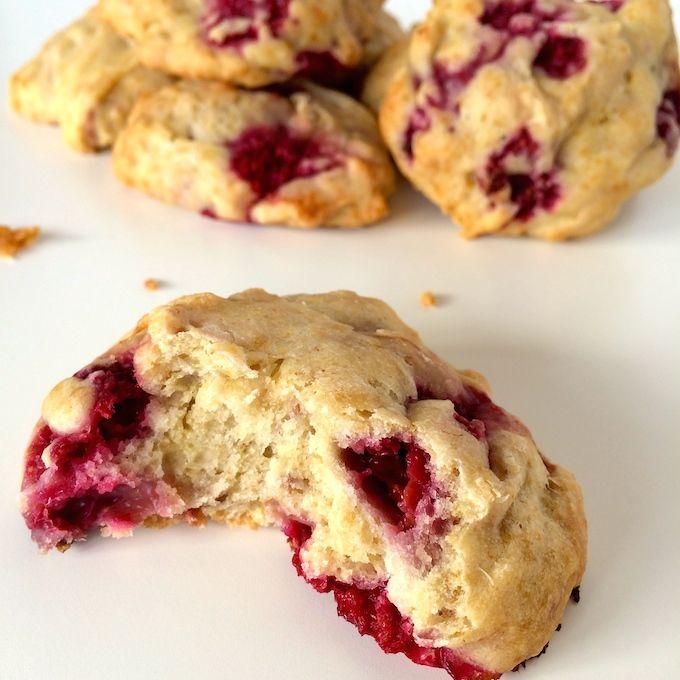 Spelt scones - Healthy vega