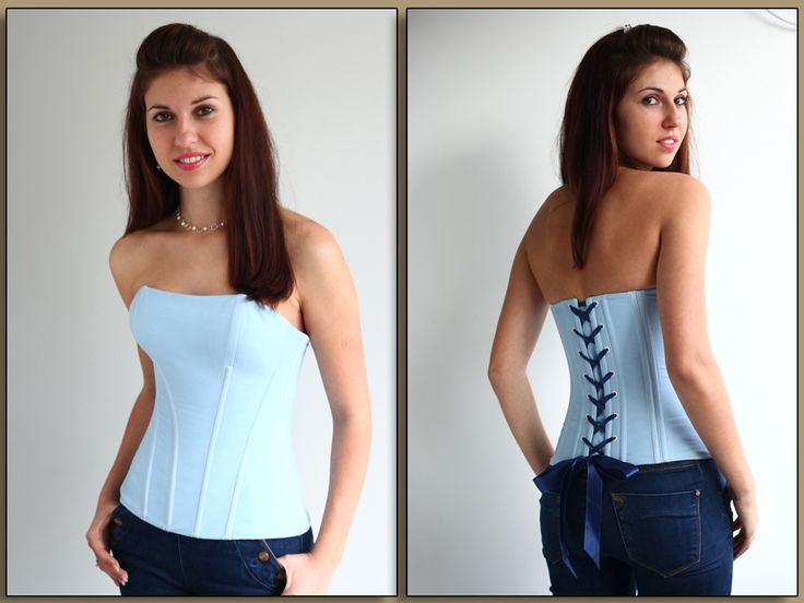 In this tutorial I'll show you how to make a basic simple corset. If you are a beginner in corset tailoring, this lessons will be perfect for you to understand the basics and dive deeper into the world of corset creation! This are the video tutorials, and also for the first time I publish workbook o...