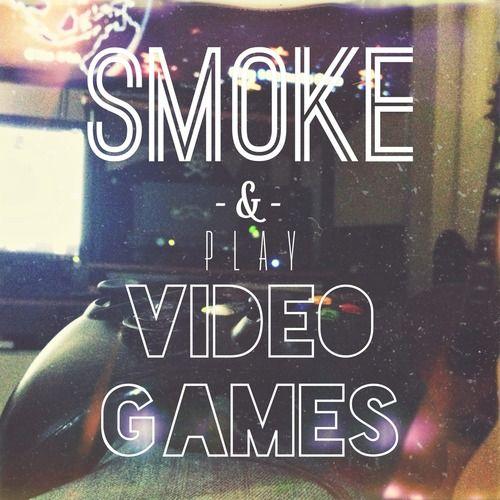 Weed And Gaming