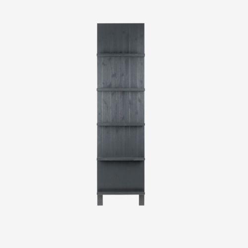 vtwonen Pronkrek 215 cm - Zwart