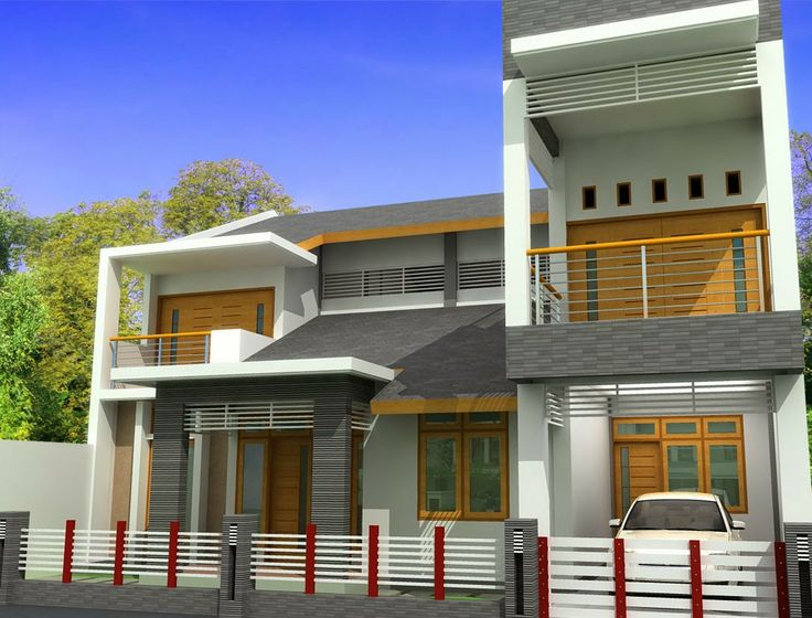 Minimalist Design House the 43 best images about rumahku on pinterest | house, modern
