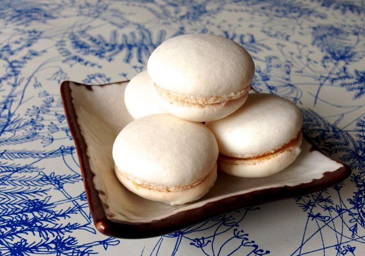 Suolaisen makeat macaronsit – vaikka lahjaksi!