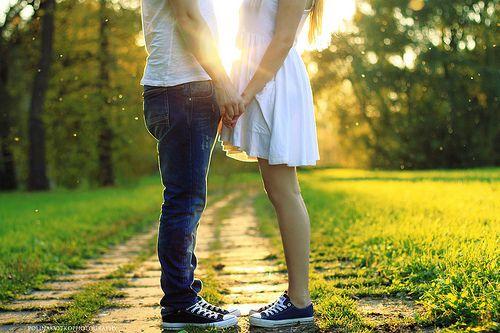 Holding hands #LuvBBW